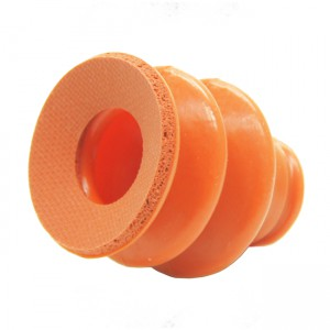 FOAM CUP 2.5 BELLOW 30MM